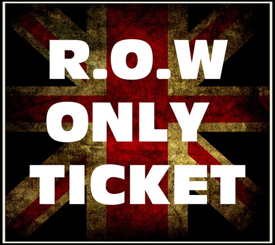 Image of Brofest(UK) #4 Tickets! REST OF WORLD!