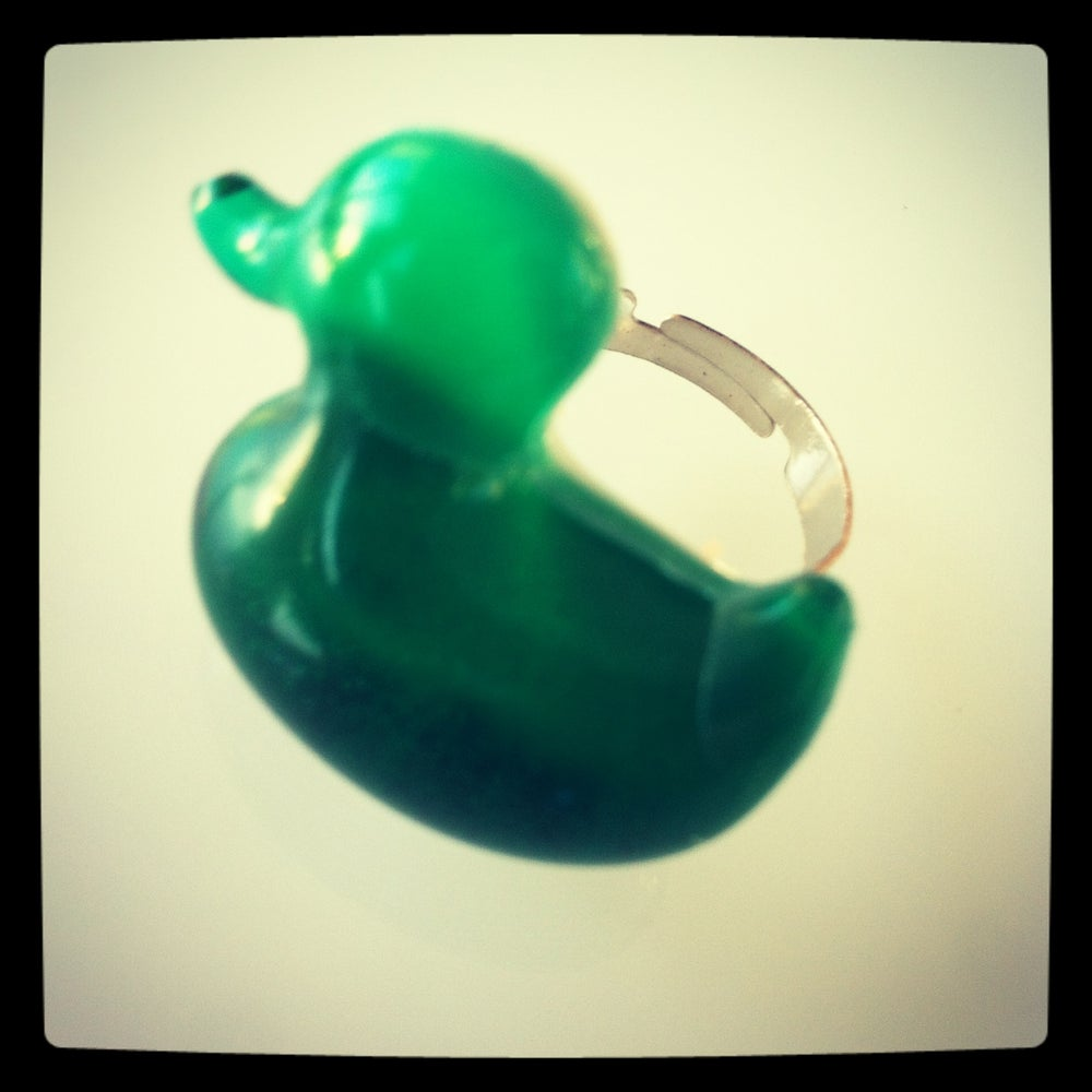 Image of bubble canard