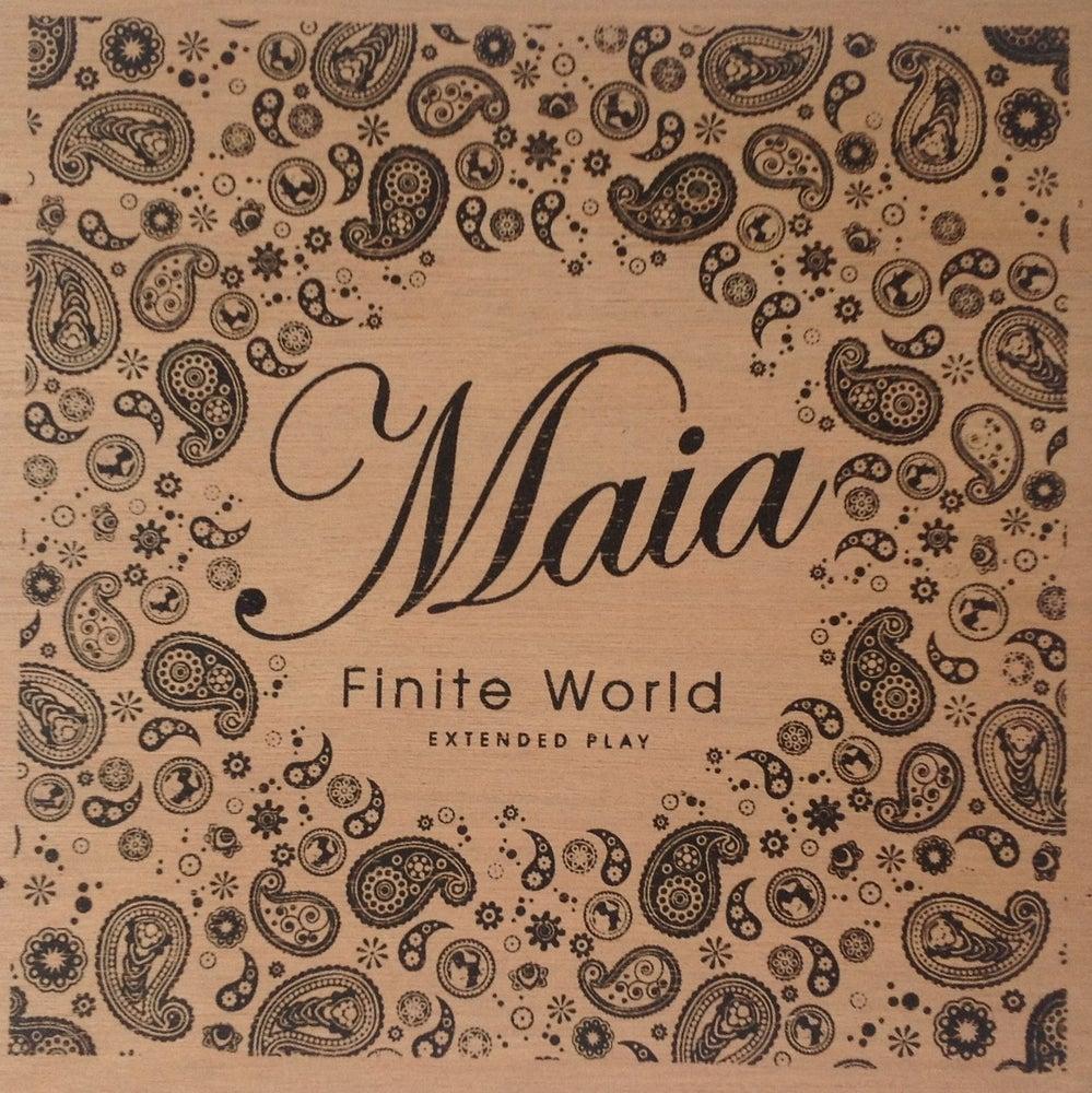 "Image of Maia-10"" Vinyl Finite World EP"