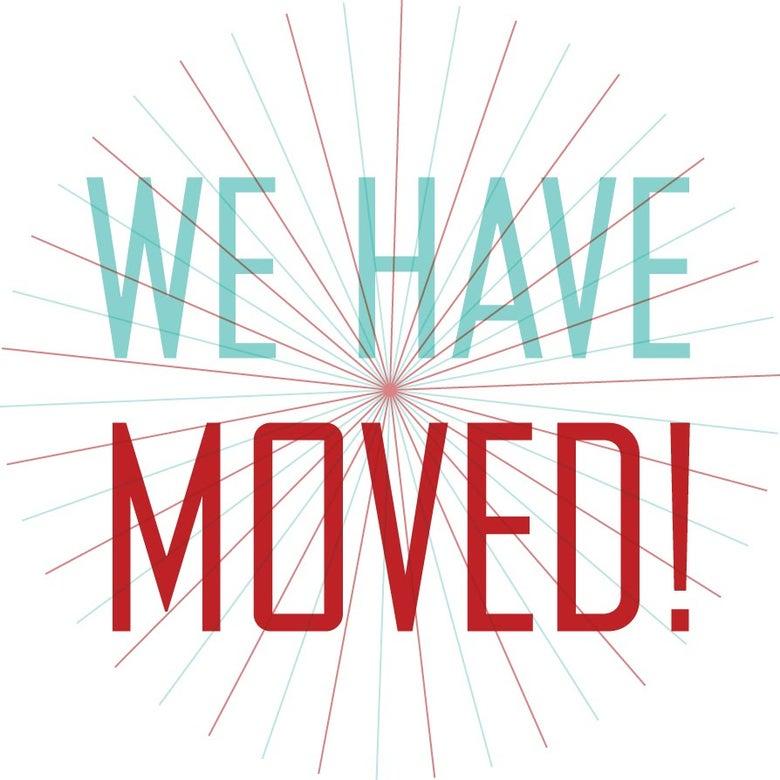Image of WE HAVE MOVED! - visit www.distrosaurusrex.com