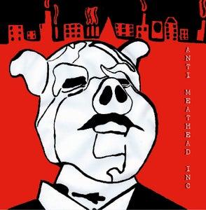Image of T&M 012 A-M-I - Anti Meathead Inc