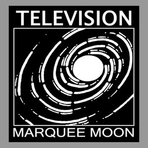 """Television - """"Spiral"""" Sticker - Ships Free with other items"""