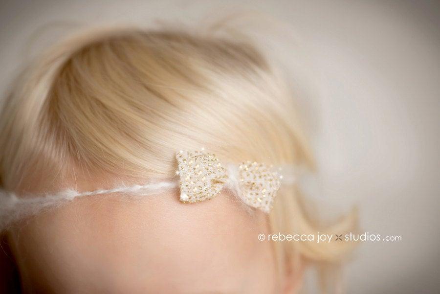 Image of {the Twinkle Bow} Headband