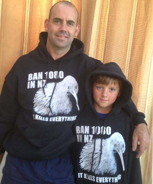 Image of Ban 1080 in NZ Hoodie Fundraiser