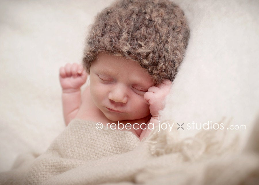 Image of {the Beloved} Knit Newborn Hat