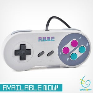 Image of A.N.N.E - SNES style controller