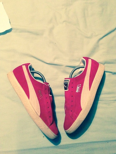 Image of QUICK SALE-PUMA CLYDE.