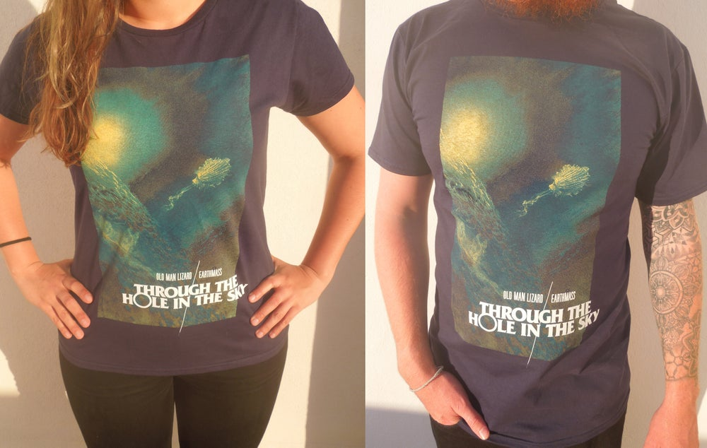Image of 'Through the Hole in the Sky' Guys/Girls T-Shirt