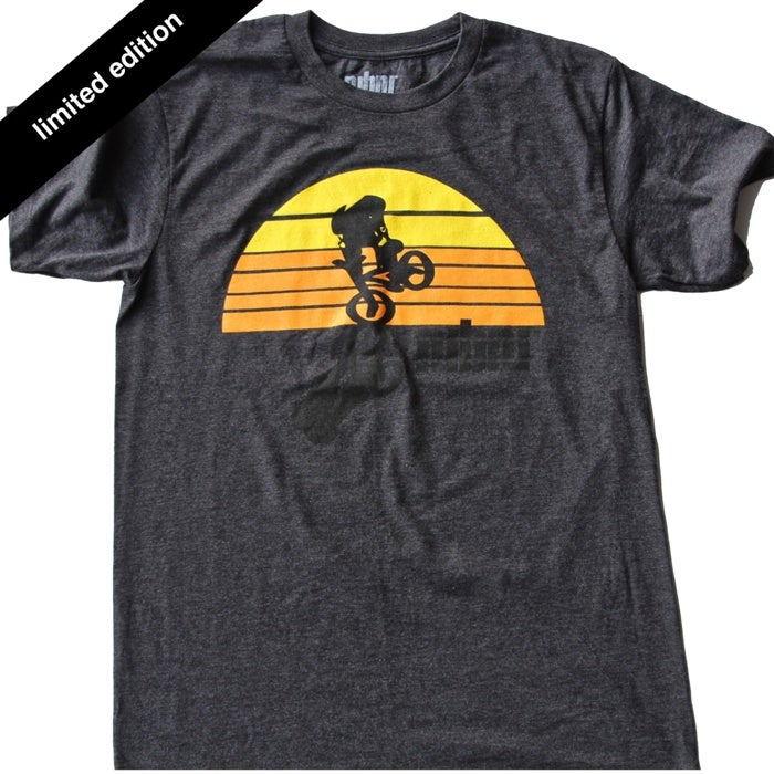Image of Nubru Sun Tee Gray