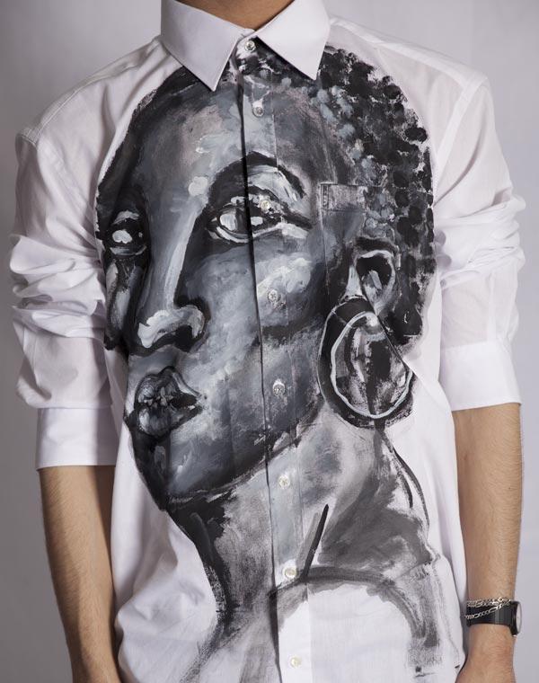 "Image of Voodoo shirt ""Betsy"""