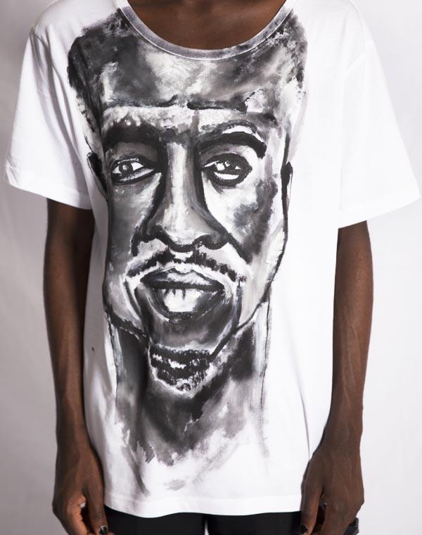 """Image of Voodoo tshirt """"Bishop"""""""
