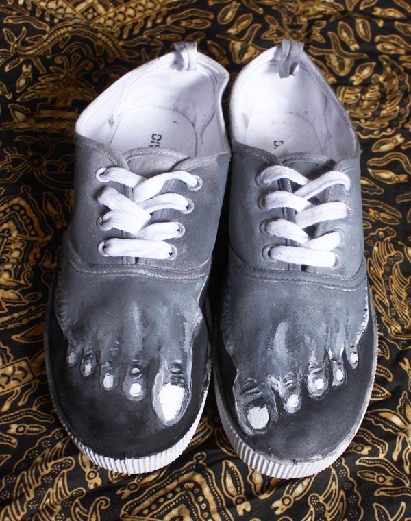 Image of Shoes Voodoo Robinson Grey