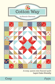 Image of Cozy Paper Pattern #972