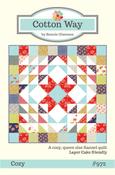 Image of Cozy PDF Pattern #972