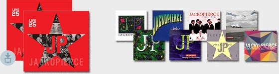 Image of Jackopierce- Complete Physical Collection
