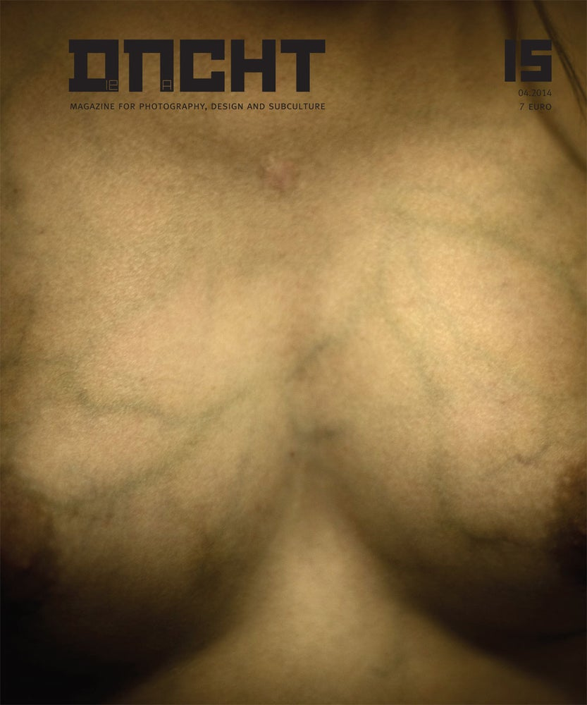 Image of dienacht Magazine #15