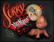 Image of Shawn Barber- 'Sorry, No Kids, Limited Edition Print / NO OVERSEAS SHIPPING