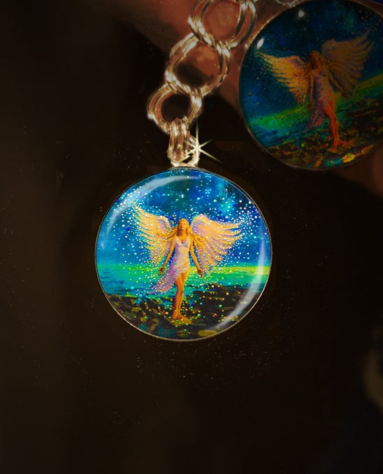 Image of Star Angel Personal Comfort Charm