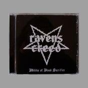 Image of Ravens Krieg *new* CD / Militia Of Blood Sacrifice CD