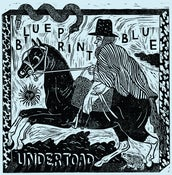 "Image of IBB031 Blueprint Blue 'Undertoad' 12"" EP"