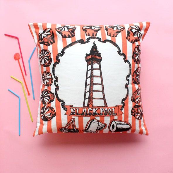 Image of Blackpool Cushion