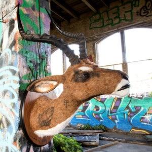 Image of 'OG Impala' original sculpture