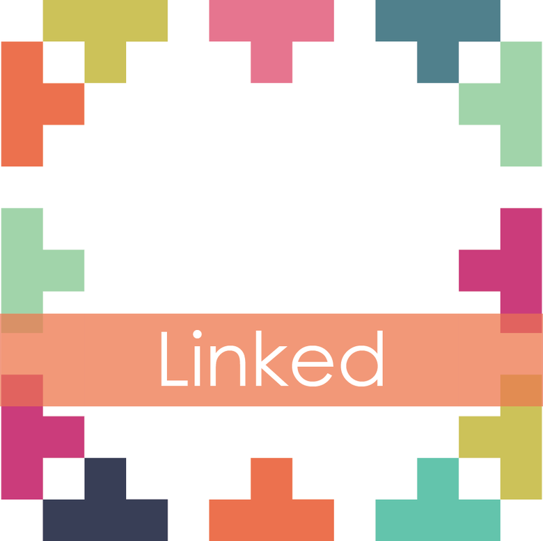 Image of Linked Mini Quilt #111, PDF Pattern