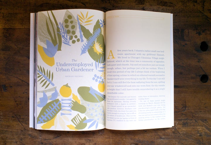 Image of Issue 14: Grow