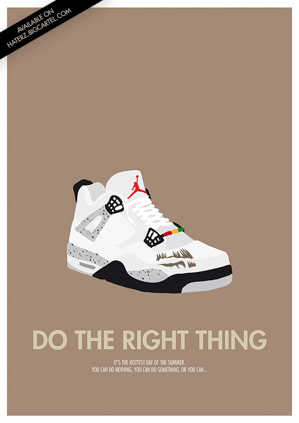 Image of CINÉMA DE QUARTIER - Do the right thing
