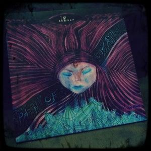 "Image of shEver/Spancer - Path of Death Split 10"" colored vinyl"