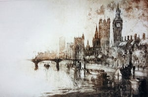 Image of Westminster Bridge, London, England