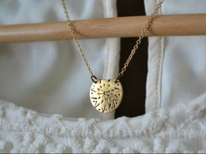 Image of Mini Concho Necklace