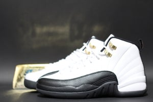 "Image of Air Jordan 12 ""Taxi's"""