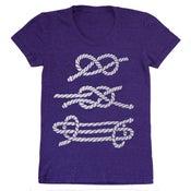 Image of Womens Nautical Knots