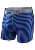 Image of SAXX Vibe Boxer Modern Fit (COBALT/ GREY)