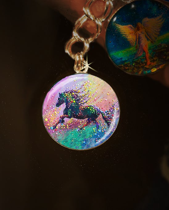 Image of Spirit Horse Visionary's Charm