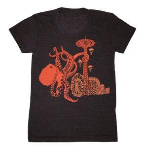 Image of Women's Octopus Tee