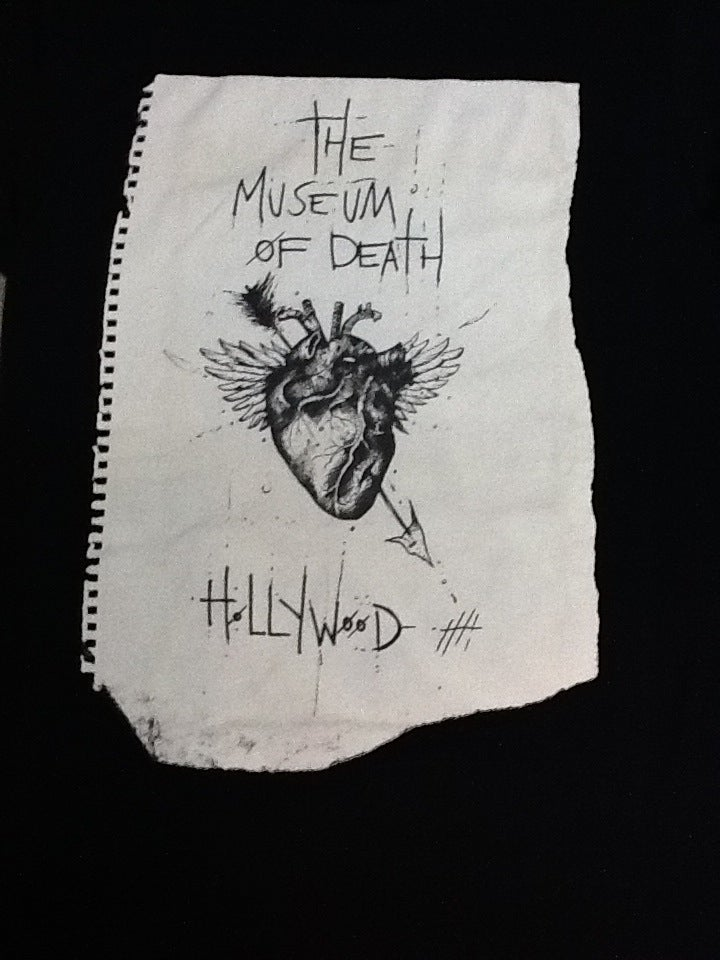 Image of M.O.D. Blackest Heart Shirt