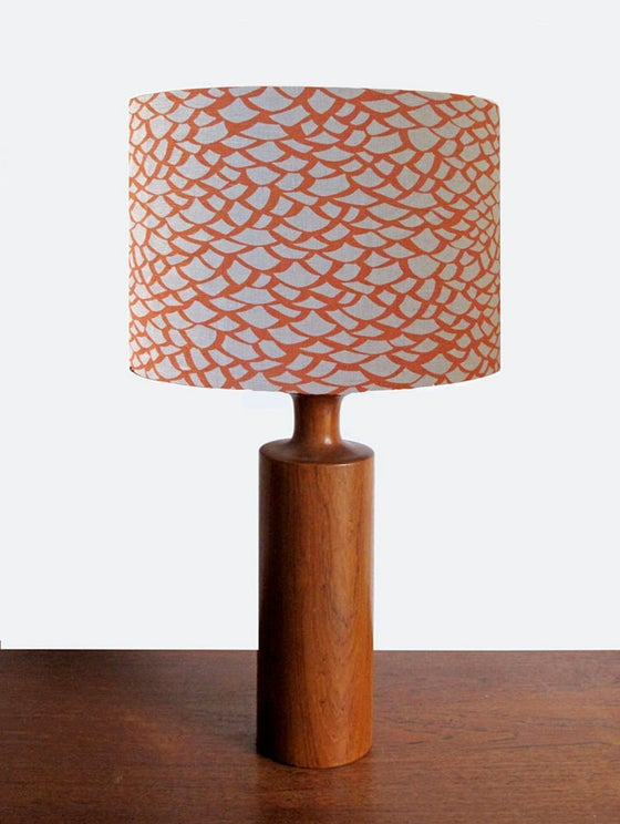 Image of Shingle Ceiling/Table Lampshade - Large