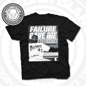 Image of Failure Gave Me Strength - Tshirt Black