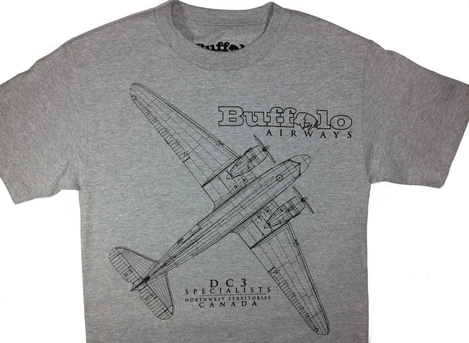 Image of DC-3 Draft Tee