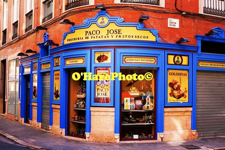 Image of PACO JOSE • Custom Framed