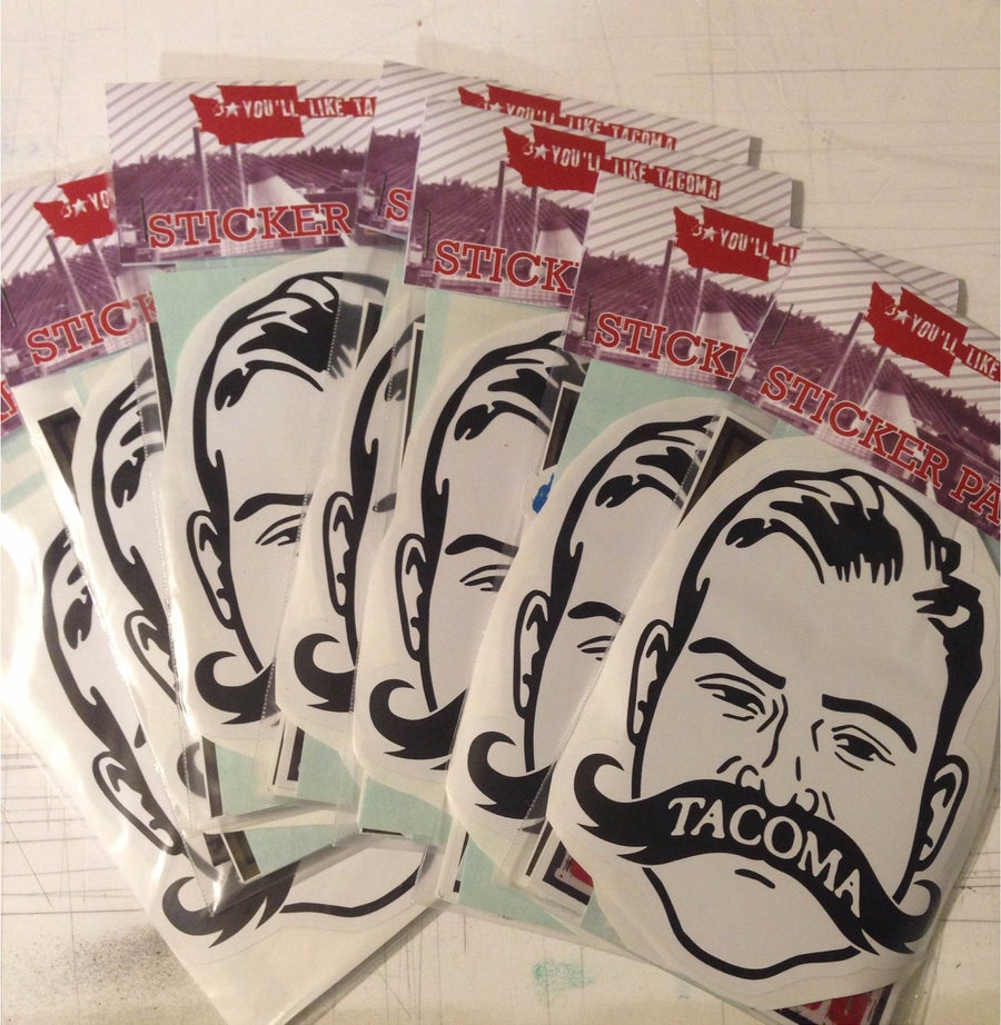Image of YLT Sticker Combo Pack