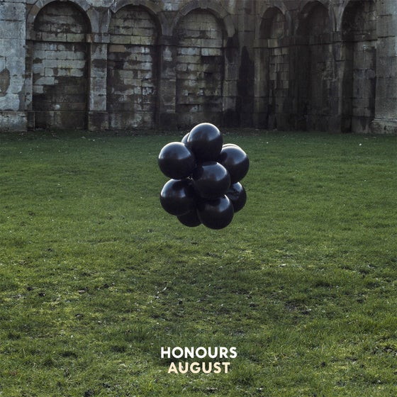 "Image of Honours - ""August"" Single - Black 7"" (KMRLP027)"