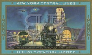 Image of New York Central Lines - Central Terminal
