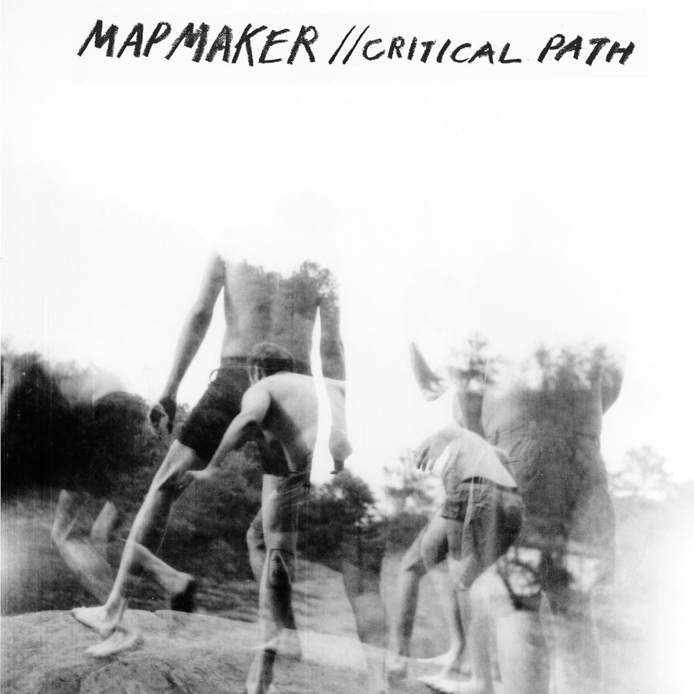 "Image of Mapmaker ""Critical Path"" LP"