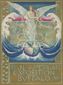 Image of Pan American Exposition - Woman With Wings