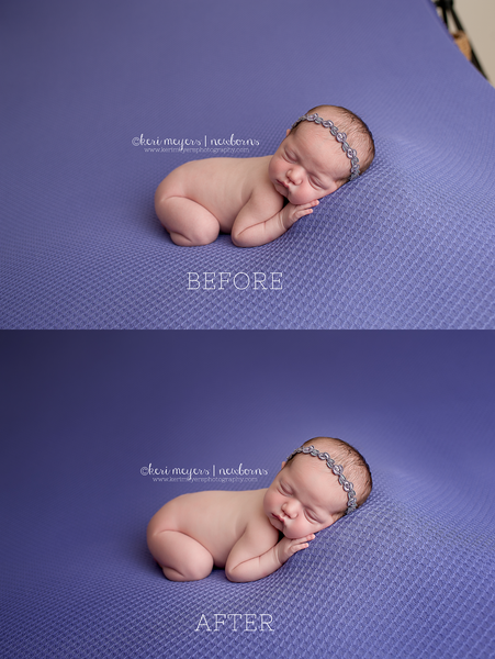 Image of KMP - Complete Newborn Action Set