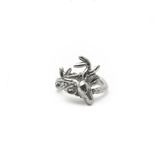 Image of Deer Ring 3D