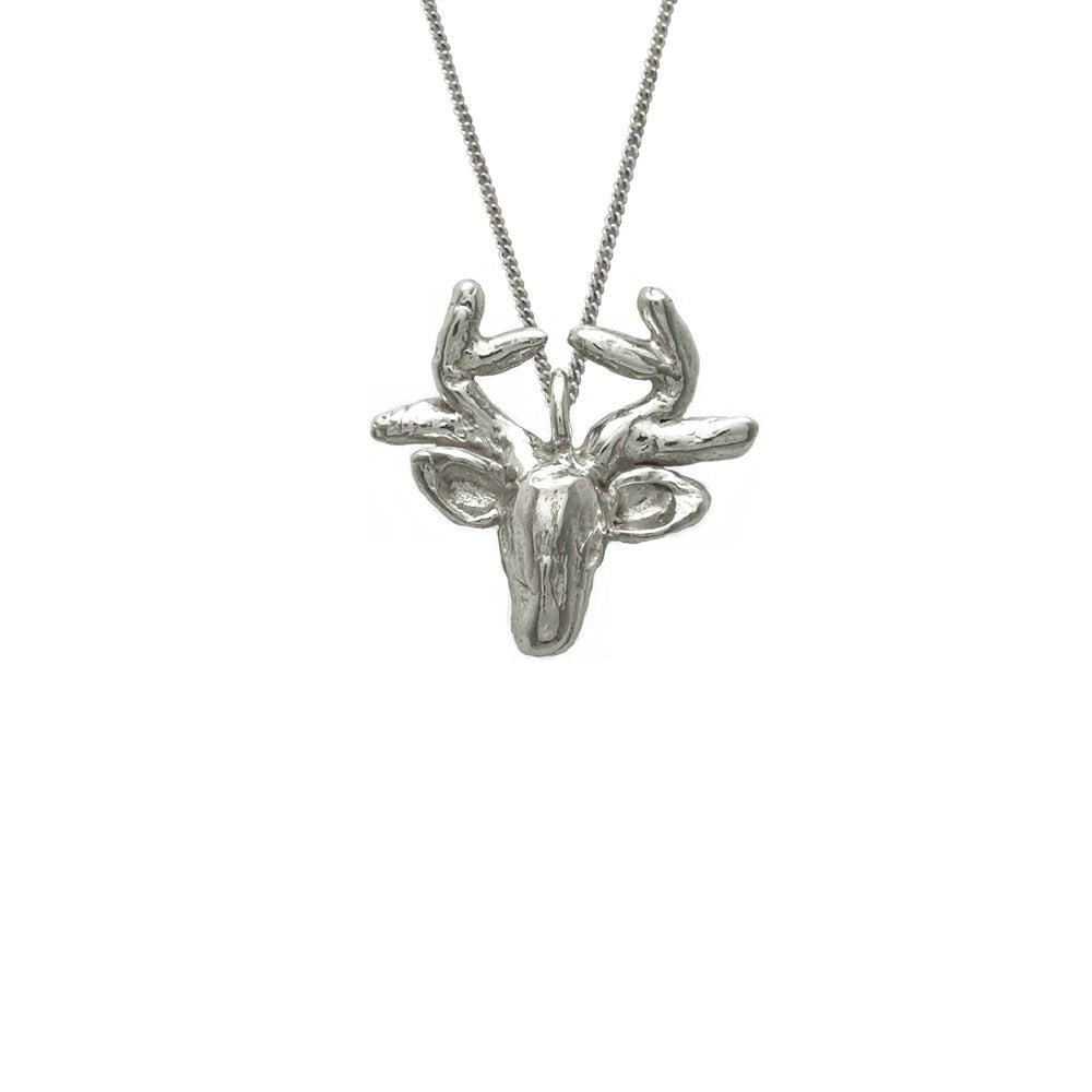 Image of Deer Necklace 3D